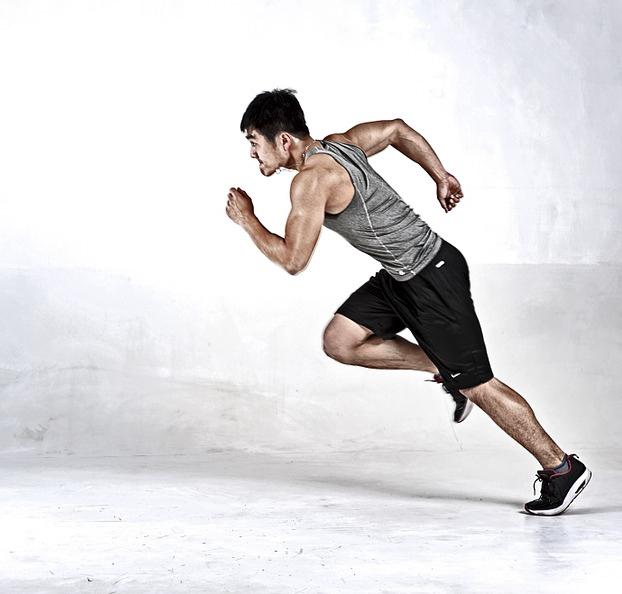 Practicando running